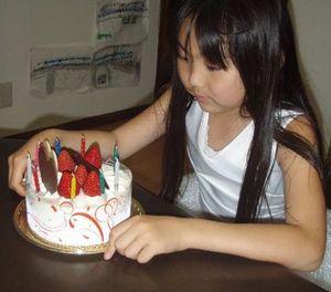 友里子9歳の誕生日.jpgのサムネール画像
