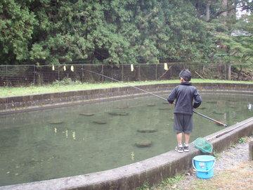 2012.11.3黒滝魚釣り場.JPGのサムネール画像
