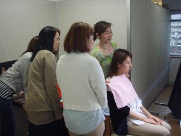 カラーセラピー講座にて.JPG